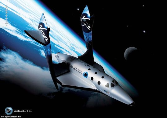 Photo Virgin Galactic